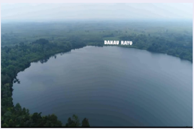 Danau Rayo, Legenda Pemuda Buruk Rupa Sakti Mandraguna