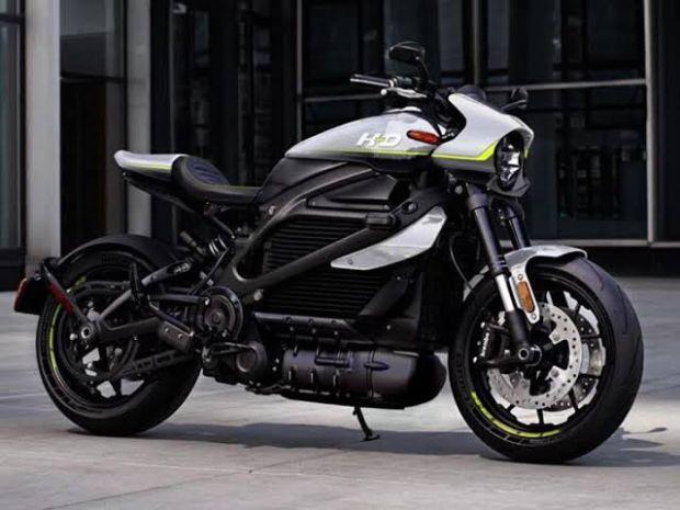Berantas Corona, Harley-Davidson Lelang LiveWire Listrik Eksklusif
