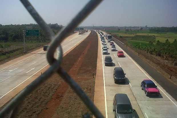 Jasa Marga Catat Kendaraan Keluar Jakarta Turun 62 Persen