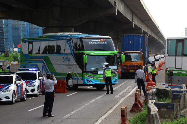 Hari kedua Lebaran 55.776 Kendaraan Berangkat Menuju Jakarta