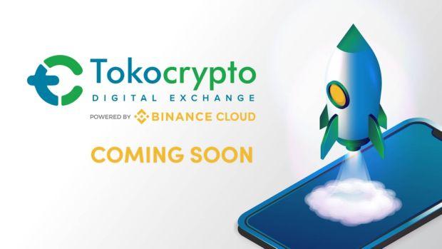 Berbasis Binance Cloud, Tokocrypto 2.0 Siap Meluncur