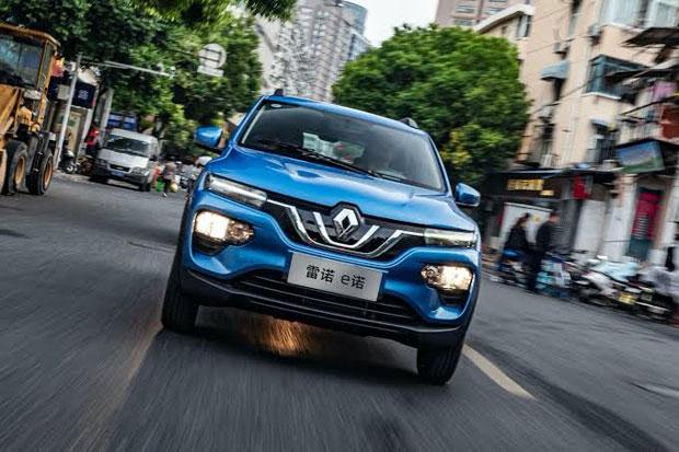 Renault Diajak Gabung Aliansi Prancis-Jerman Kembangkan Baterai Mobil Listrik