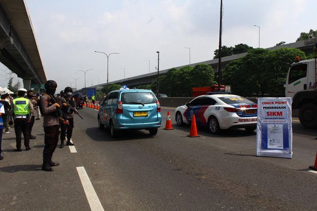 Ini Penyebab Laman Pembuatan SIKM Jakarta Sulit Diakses