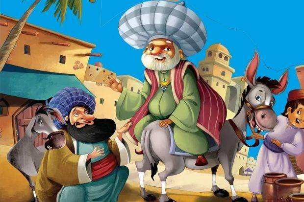Abu Nawas dan Enam Ekor Lembu Berjenggot yang Pandai Bicara