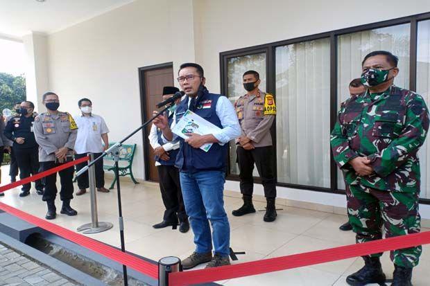 New Normal Dimulai Senin, Pemprov Jawa Barat Lakukan Sosialisasi