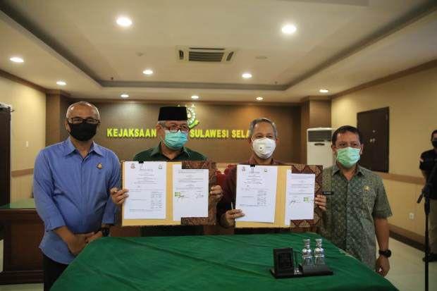 Kejati Dukung Pemkot Makassar Amankan 2 Aset Pulau