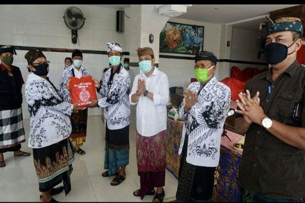 Rai Mantra Berharap Guru Menjadi Agen Sosialisasi Protokol Kesehatan di Sekolah