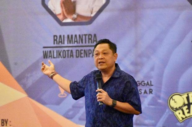 Kasus Positif Covid-19 di Kota Denpasar Didominasi Usia 18-45 Tahun