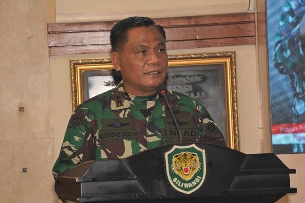 Pangdam Siliwangi: Kawal New Normal Jabar, Personel TNI Disebar di 500 Area Publik