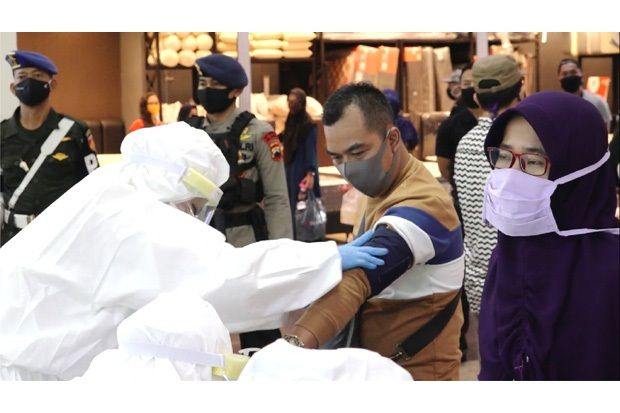 Sambut New Normal, Pemkot Semarang Kebut Rapid Test