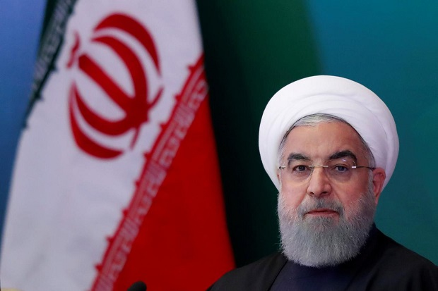 Sah! Presiden Iran Haramkan Semua Teknologi Israel