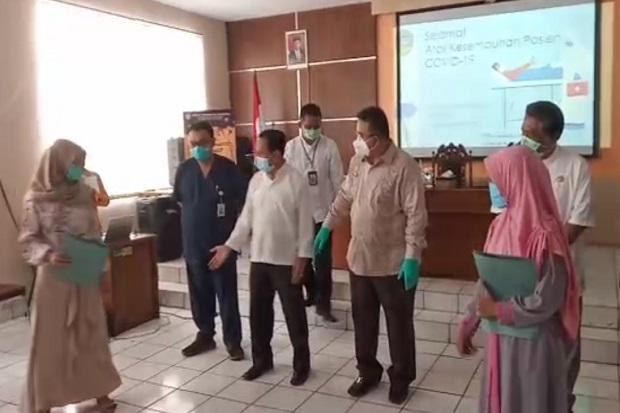 Kabar Baik, Seluruh Pasien COVID-19 RSUD Soekardjo Tasikmalaya Sembuh