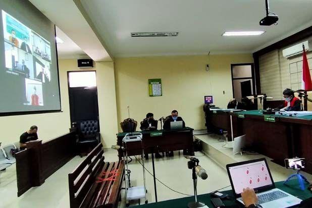 Dua Penyuap Bupati Sidoarjo Saiful Ilah Divonis 1 Tahun 8 Bulan
