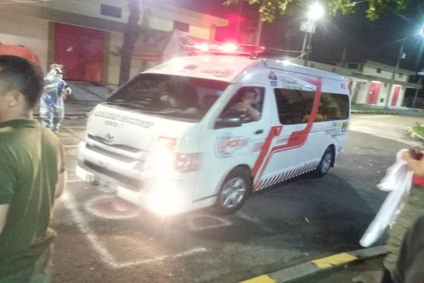 Risma Marah, 2 Mobil Laboratorium BNPB Dibawa Keluar Surabaya