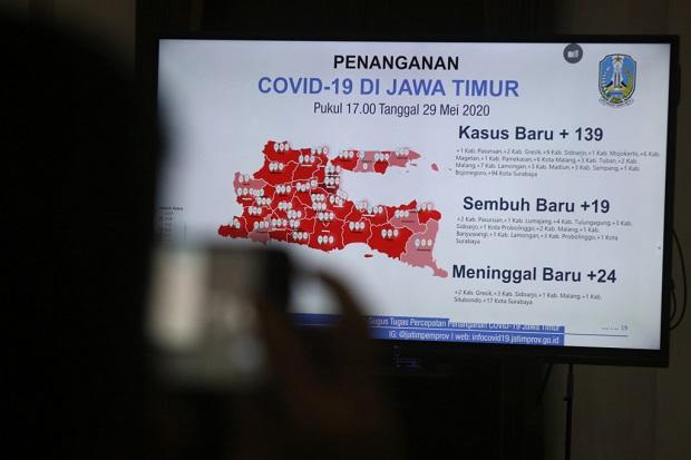 Jelang Akhir PSBB Malang Raya, Satu Keluarga Positif COVID-19