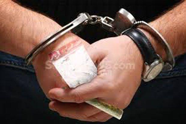 Pesta Narkoba Bersama Janda, Oknum Kades Diborgol Polisi