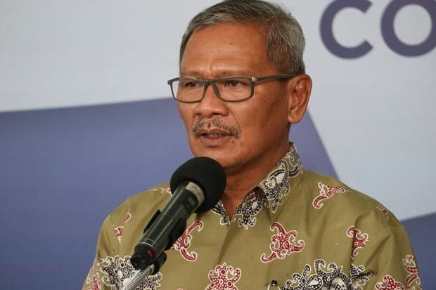 Achmad Yurianto: Kasus Corona 3 Minggu Terakhir Mendatar