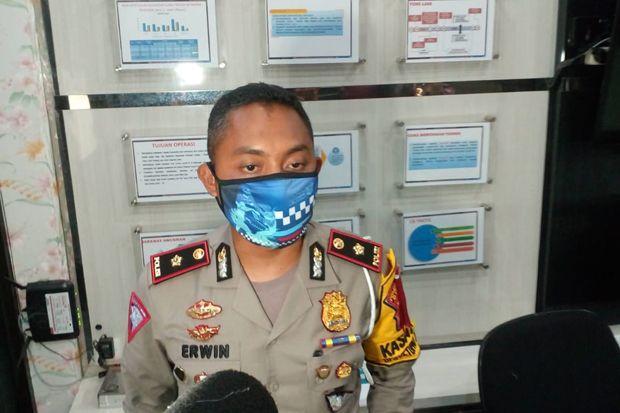 Sempat Dihentikan Polisi, Bus asal Solo Berpenumpang 12 Orang Diizinkan Masuk Depok