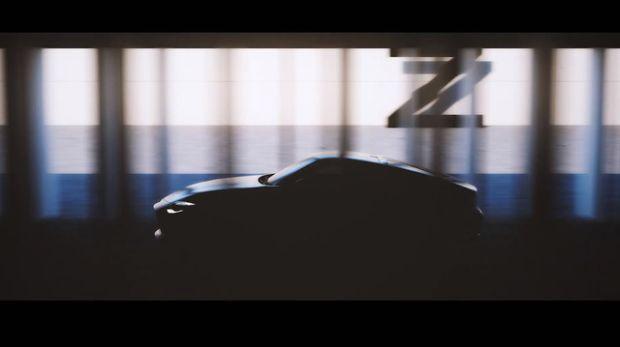 Bayangan Nissan Z Series Generasi Terbaru Gentayangan