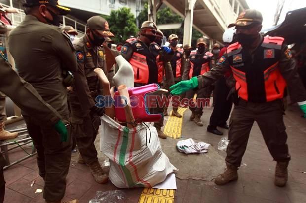 Rentan Pelanggaran, Pemkot Jakarta Barat Galakkan Operasi Pengawasan di Pasar