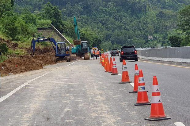 Sempat Tertutup Longsor, Tol Semarang-Solo Sudah Bisa Dilewati