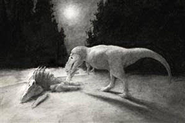 Ilmuwan Temukan Bukti Dinosaurus Pernah Bertahan Hidup dengan Kanibalisme