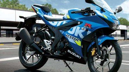 Suzuki GSX-R125 Resmi Meluncur, Teknologinya Sama dengan GSX-S125
