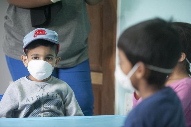 Kasus Surabaya Menunjukkan, Anak dan Balita Rentan Terpapar Corona