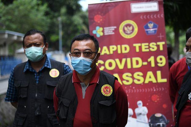 Rapid Test Hari ke-5 di Surabaya, BIN Temukan 186 Orang Reaktif