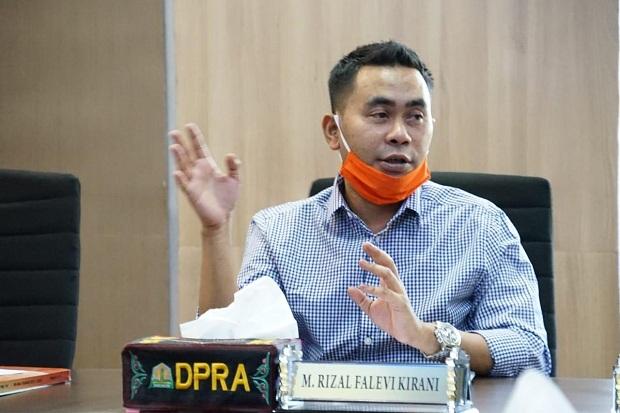 DPRA Dukung Tes Swab Massal COVID-19 Gratis Bagi Warga Aceh