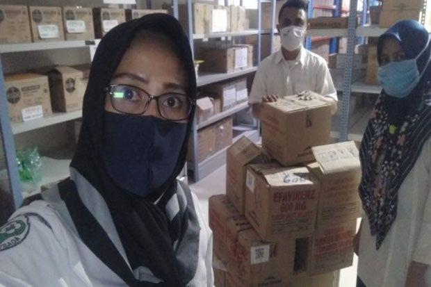 Ratusan Obat ARV Siap Didistribusikan