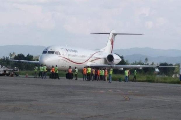 Tak Dapat Izin, Pesawat Air Niugini Gagal Turunkan 5 Ton Vanili di Sentani