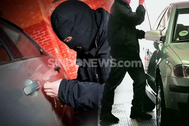 Gasak Kaca Spion Mobil, Pelaku yang Masih Bocah Diselamatkan Korbannya