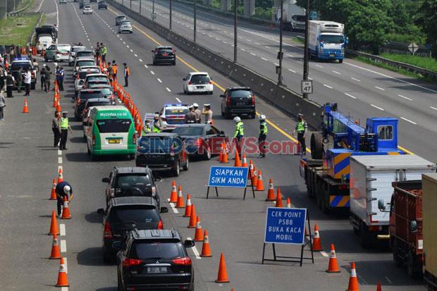 Polda Metro Jaya Tetap Berlakukan SIKM Selama Masa Transisi PSBB
