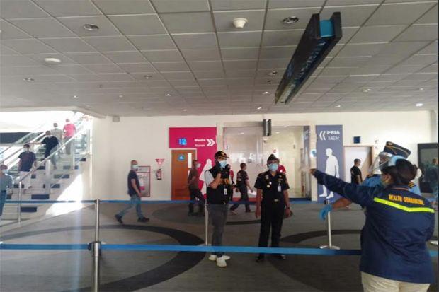 Protokol Kesehatan, 150 WNI dari Malaysia Diperiksa saat Tiba di Bandara Kualanamu