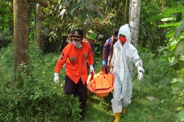 Mayat Lelaki Bertato Ditemukan di Pinggir Sungai Progo Magelang