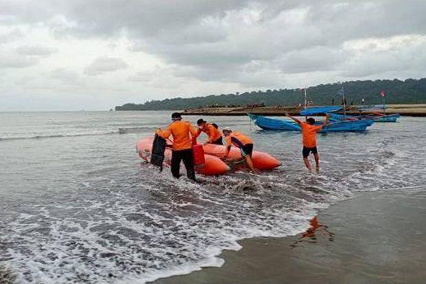 Basarnas Lanjutkan Pencarian Pemuda Tenggelam di Pasir Putih Nusakambangan