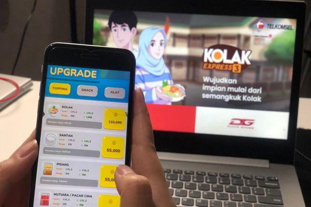 Kolak Express 3, Game Besutan Telkomsel yang Asyik Dimainkan Semua Umur