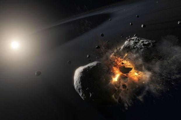Misteri Dagon hingga Bulan Terbentuk dari Tabrakan antar Kosmis