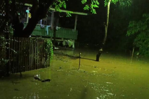 4 Warga Rumbia Jeneponto Hilang Terseret Banjir dan Longsor