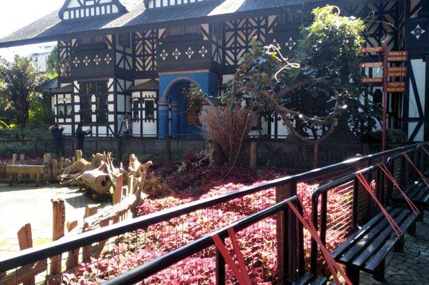 Hari Pertama Buka, Wisatawan Mulai Ramaikan Objek Wisata di Lembang