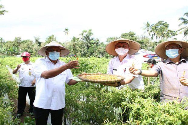 Gubernur Sulut Dorong Maksimalkan Lahan Tidur agar Produktif