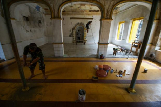 Langgar Gipo Surabaya Diusulkan Menjadi Cagar Budaya