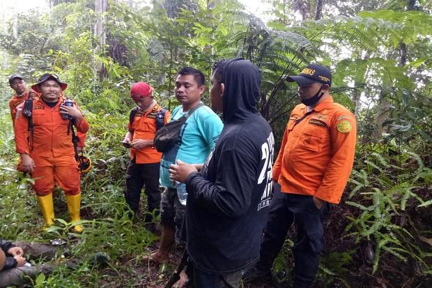Basarnas Evakuasi 6 Orang Tersesat di Pertambangan Bakan