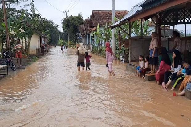 Sekitar 500 Rumah di Kabupaten Tasikmalaya Terendam Banjir