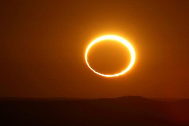 Mengupas Mitos hingga Takhayul Dibalik Peristiwa Gerhana Matahari