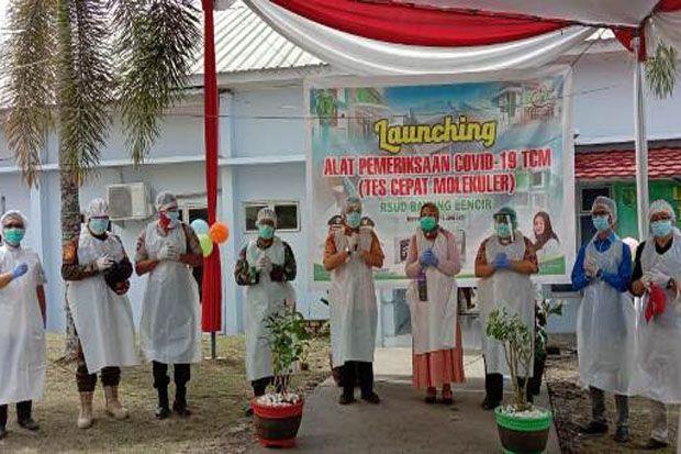 RSUD Bayung Lencir Muba Meluncurkan Fasilitas TCM