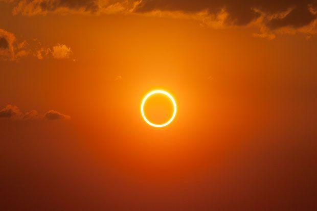 Live Streaming Gerhana Matahari Lokal Bisa Melalui Laman Ini