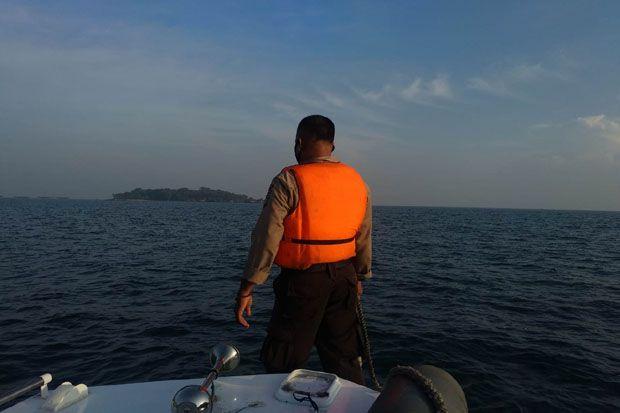 Perahu Nelayan Tenggelam di Perairan Pulau Bidadari, Satu Hilang