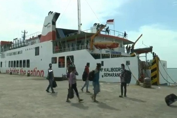 Tak Bawa Surat Hasil Rapid Test, Penumpang Kapal Gagal Berangkat
